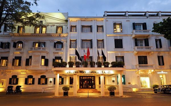 Chiến lược marketing mix của khách sạn Sofitel Metropole