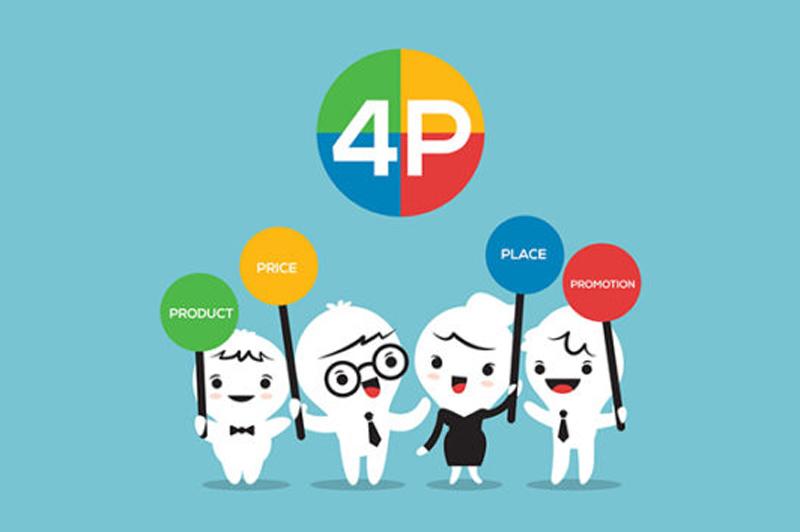 4P trong marketing khách sạn