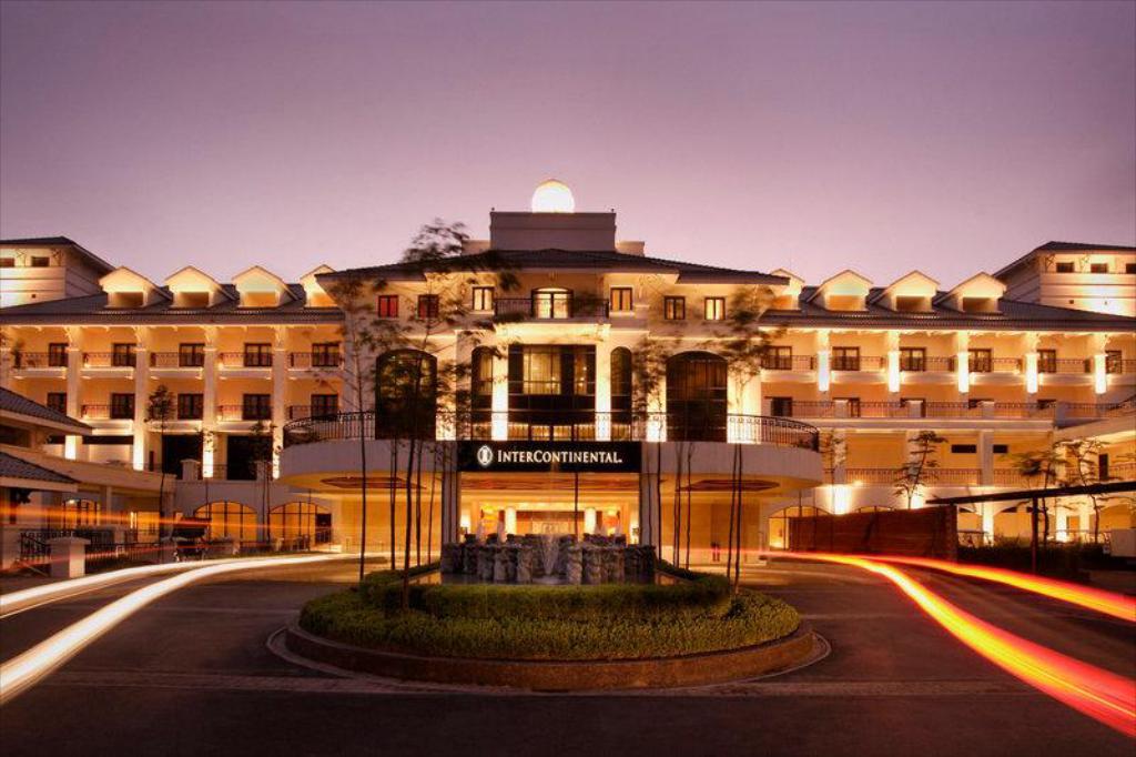 Chiến lược kinh doanh của khách sạn Intercontinental