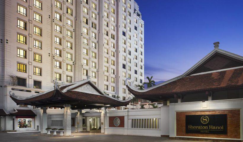 Chiến lược kinh doanh của khách sạn Sheraton