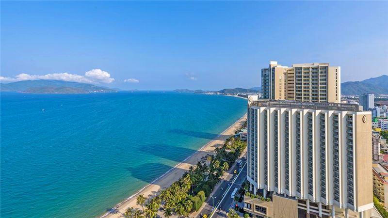 Chiến lược marketing của khách sạn InterContinental Nha Trang