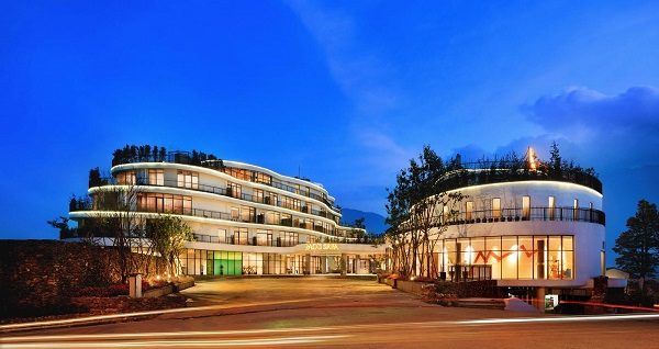 Chụp ảnh khách sạn resort