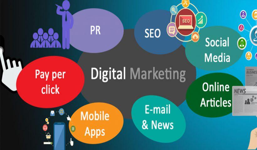 Digital marketing khách sạn