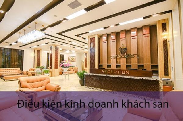Hộ kinh doanh có được kinh doanh khách sạn