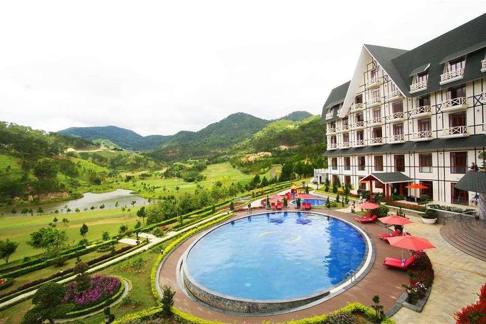 Tiềm năng kinh doanh khách sạn ở Đà Lạt