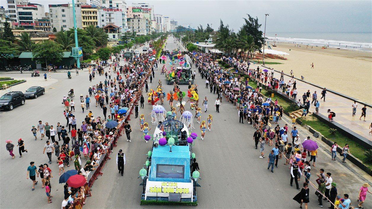 Kinh doanh khách sạn ở Sầm Sơn